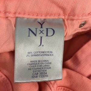 NYDJ Jeans - NYDJ Ankle Jeans Style 77610DT